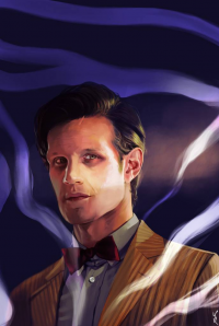 11th Doctor from Kittrose