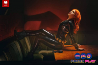 Come Along Mikky Cosplay as Black Widow