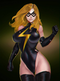 Ms. Marvel from Botslim