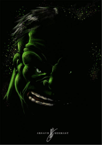 Hulk from Arnaud Hermant