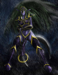 Vengeful Spirit from Satja Sangkawasee