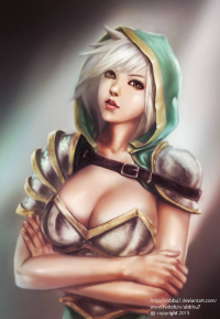 Riven from Abbbu7