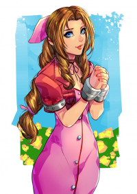 Aerith from Carlos Javier