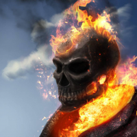 Ghost Rider from alecyl