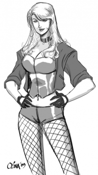 Black Canary from Jay Oliva