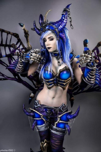 Danielle Beaulieu as Sindragosa