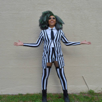 Sincerely Ja as Beetlejuice
