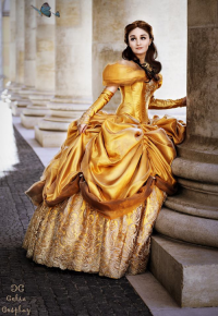 Celia - Cosplay as Belle