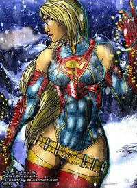 Supergirl from Peter B