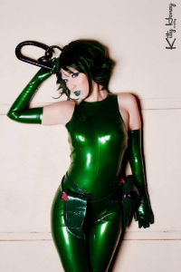 Kitty Honey as Madame Hydra