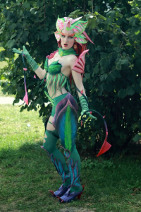 Monika Klímová as Zyra