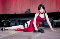 Giulia Hellsing as Ada Wong