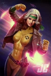Rogue from Jeff Chapman