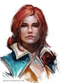 Triss Merigold from Yama Orce