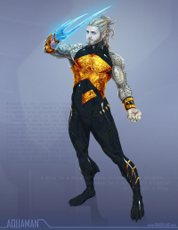 Aquaman from Ogi-g