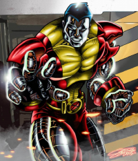 Colossus from Fernando Funk