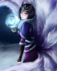 Ahri from Nindei