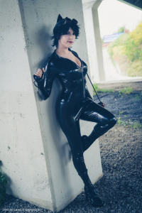 Lossien as Catwoman