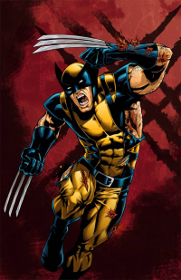 Wolverine from Brian Atkins