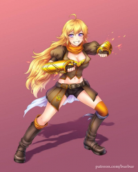 Yang Xiao Long from Burbur