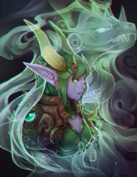 Ysera from Michelle Hardy