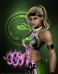 Sonya Blade from LPVictoria
