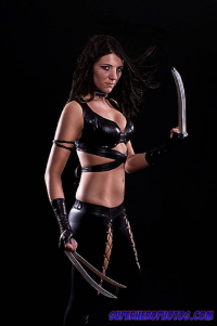 Stefany Torres as X-23