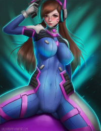 D.Va from Lolliedrop