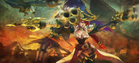 Miss Fortune, Quinn from Monori Rogue
