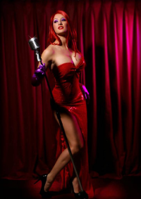 Dayna Baby Lou as Jessica Rabbit