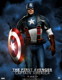 Captain America from agustin09