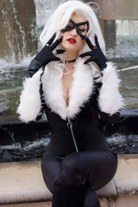 AloisTrampy as Black Cat