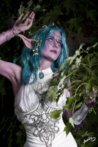 Murmeltierchen Cosplay as Tyrande Whisperwind