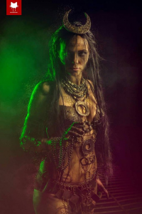 Shiiva Cosplay as Enchantress