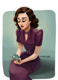 Peggy Carter from Stephlewart
