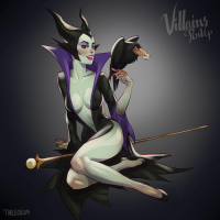 Maleficent from Andrew Tarusov