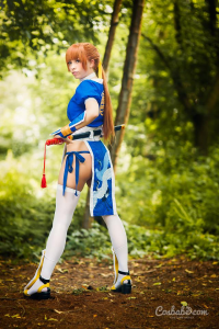 Cosbabe as Kasumi