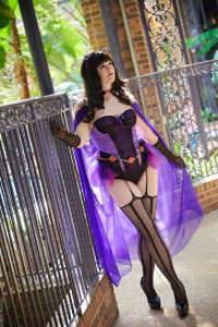 Lake Fairy Creations as Raven