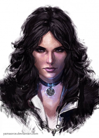 Yennefer from Yama Orce