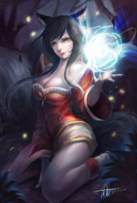Ahri from airgate116