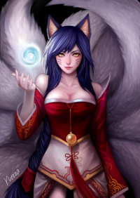 Ahri from AbyssDungeon