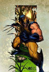 Wolverine from Mystic Oracle