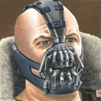 Bane from Marc D Lewis