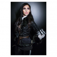 Azur Cosplay as Yennefer