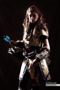 Aly Cat Cosplay as Aloy
