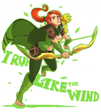 Windranger from G138