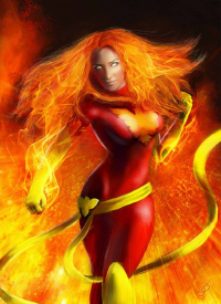 Dark Phoenix from GiuliaSt