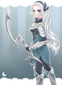 Diana from arshaneii