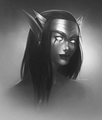 Nightelf from Bustersot