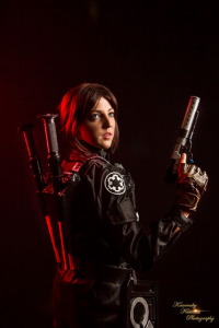 Andcosplay as Jyn Erso